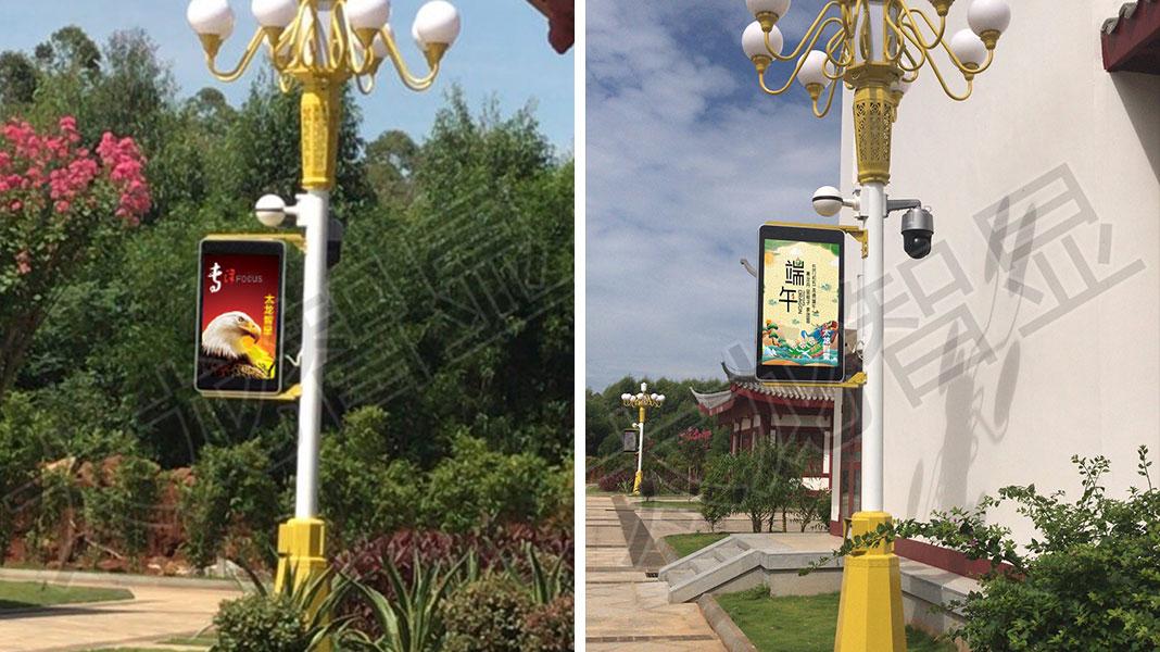 海南三亚景区LED灯杆屏2.jpg